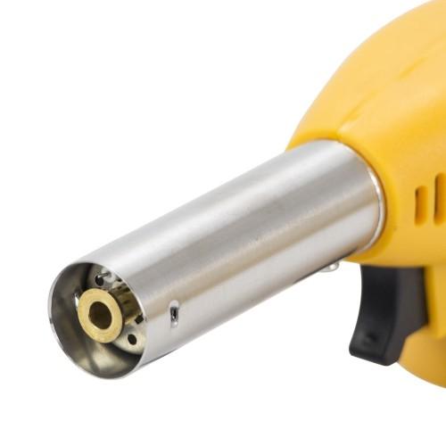 Горелка газовая с пьезоподжигом и керамическим соплом 120 г/час до 1300°C Sigma (2901421)