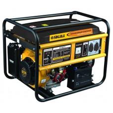 Генератор бензиновый 5.0/5.5кВт 4-х тактный электрозапуск