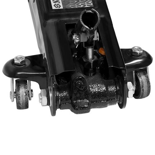 Домкрат гидравлический подкатной 3тонны 130-410мм, 6104051, Домкраты и оборудование