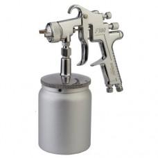 Краскораспылитель HP 1.3мм 170-285л/мин 3Бар с нижним металлическим бачком 650мл Refine (6811241) SIGMA