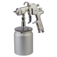 Краскораспылитель HP 1.5мм 170-285л/мин 3Бар с нижним металлическим бачком 650мл Refine (6811251) SIGMA