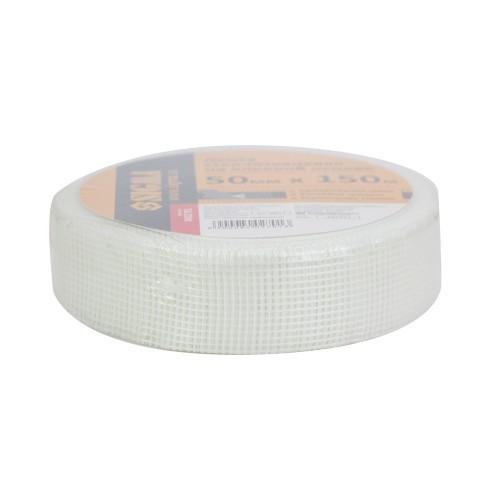 Лента стеклотканевая на клеевой основе 50ммх150мм Sigma (8402701)