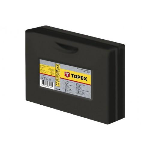 Паяльник импульсный трансформаторный 150 Вт с насадками 1.5 кг TOPEX